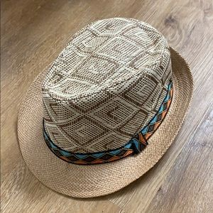 Boho hipster hat